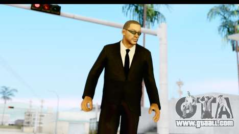 Will Smith MIB for GTA San Andreas
