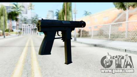 CS:GO - Tec-9 for GTA San Andreas second screenshot