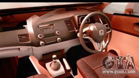 Honda Brio for GTA San Andreas