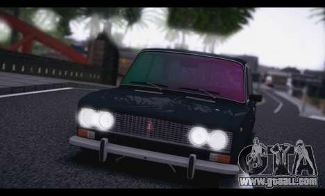 VAZ 2103 Retro for GTA San Andreas back left view