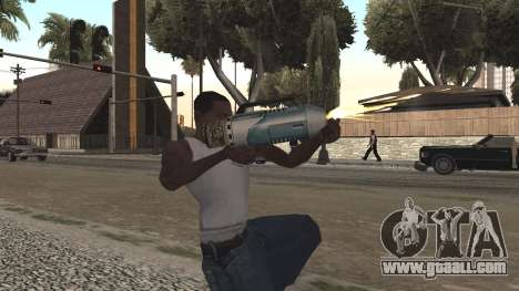 Spudgun from Bully SE for GTA San Andreas forth screenshot