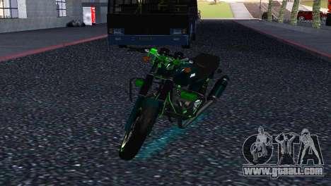 Jawa 350 638 Sports for GTA San Andreas