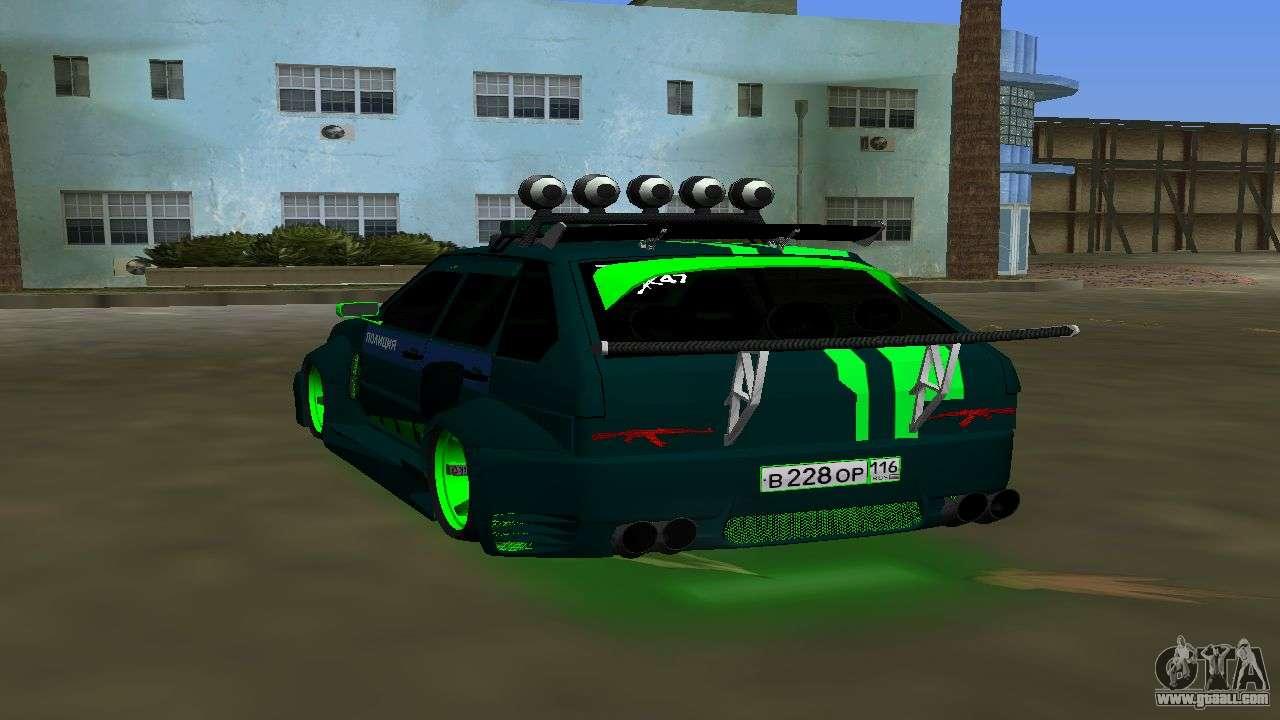 Gta Vice City Love Fist Car