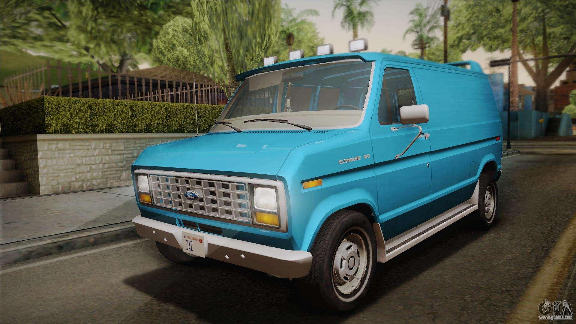 Ford E