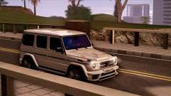 Mercedes-Benz G65 for GTA San Andreas