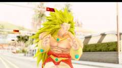 Dragon Ball Xenoverse Broly SSJ3 for GTA San Andreas