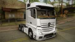 Mercedes-Benz Actros Mp4 6x2 v2.0 Bigspace v2