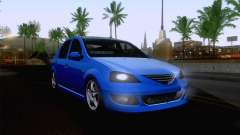 Dacia Logan Cocalar Edition for GTA San Andreas