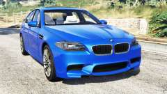 BMW M5 (F10) 2012 [replace]