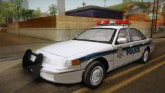 Ford Crown Victoria 1997 El Quebrados Police for GTA San Andreas
