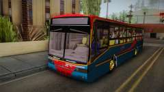 Nuovobus MB OF1418 Linea 302 for GTA San Andreas