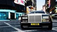 Rolls-Royce Phantom EWB 2013