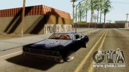 HD Sabre Greedy for GTA San Andreas