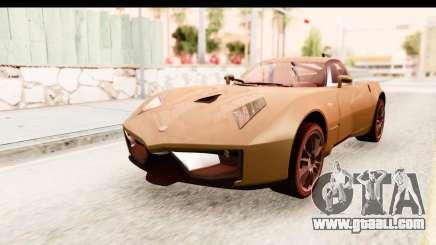 Spada Codatronca TS for GTA San Andreas