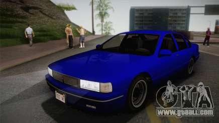 Declasse Premier 1992 IVF for GTA San Andreas