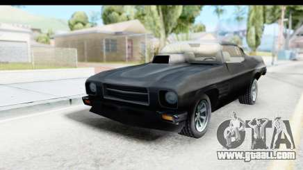 Holden Monaro 1972 Nightrider for GTA San Andreas