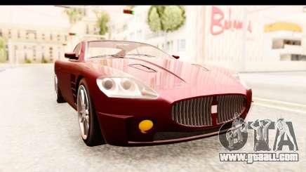 GTA EFLC TBoGT F620 v2 IVF for GTA San Andreas