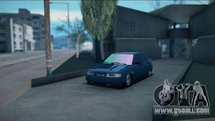 VAZ 2112 Bpan for GTA San Andreas