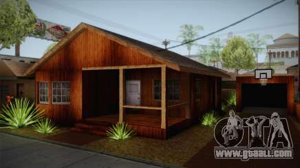 New Big Smoke House for GTA San Andreas