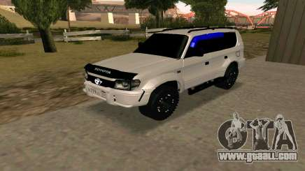 Toyota Land Cruiser 95 for GTA San Andreas