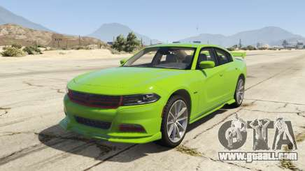 Dodge Charger LD 2015 for GTA 5
