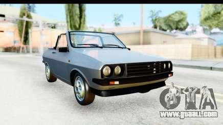 Dacia 1300 Sport Cabrio for GTA San Andreas