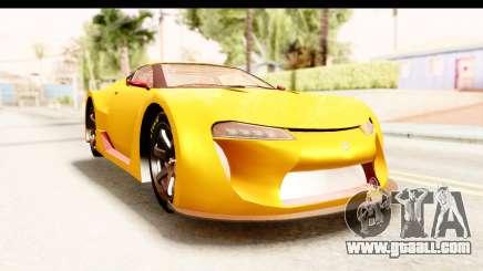 GTA 5 Emperor ETR1 IVF for GTA San Andreas