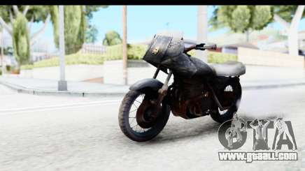 Kawasaki KZ900 1973 Mad Max 2 for GTA San Andreas