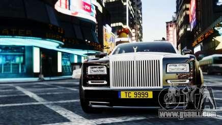 Rolls-Royce Phantom EWB 2013 for GTA 4