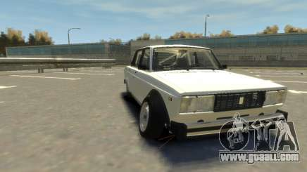 VAZ 2105 Drift (Paul Black prod.) for GTA 4