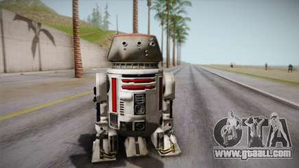 R5-D4 Droid from Battlefront for GTA San Andreas
