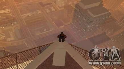 Immortality CJ for GTA San Andreas