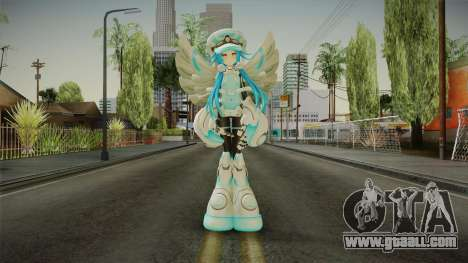 NEXT White Heart for GTA San Andreas second screenshot