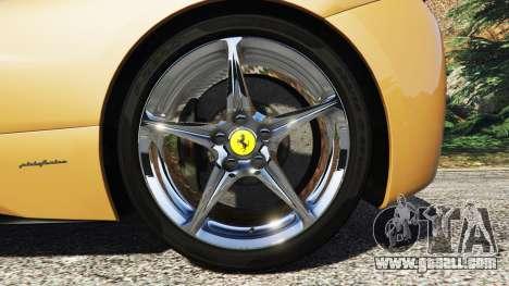 Ferrari 458 Italia [add-on] for GTA 5