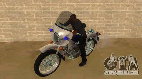 Ural Police for GTA San Andreas