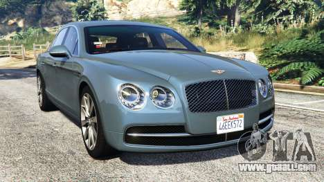 Bentley Flying Spur [add-on] for GTA 5