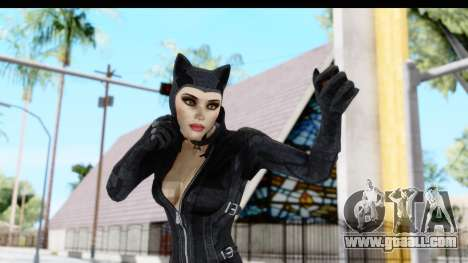 Batman:AC - Catwoman LP for GTA San Andreas