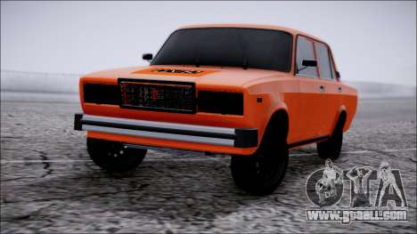 VAZ 2105 Piglet for GTA San Andreas