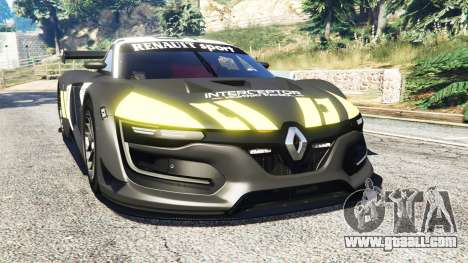 Renault Sport RS 01 2014 Police Interceptor [r] for GTA 5