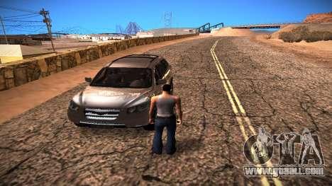ENB Series by TAROOM for GTA San Andreas