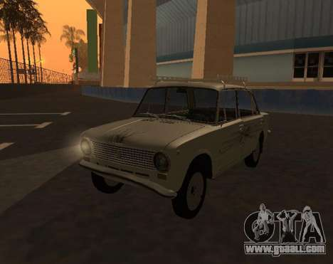 VAZ 21013 Krasnoyarsk stil for GTA San Andreas right view