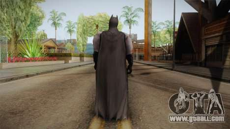 Batman Begins (Arkham City Edition) for GTA San Andreas third screenshot