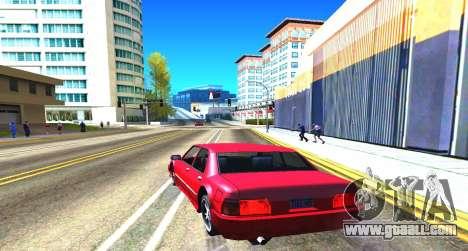 Summer Colormod for GTA San Andreas forth screenshot
