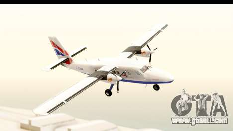 DHC-6-400 de Havilland Canada for GTA San Andreas