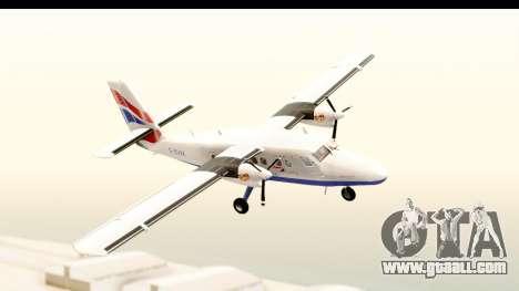 DHC-6-400 de Havilland Canada for GTA San Andreas