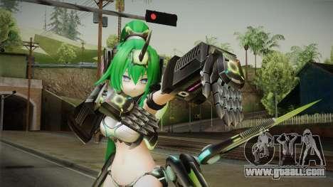 NEXT Green Heart for GTA San Andreas