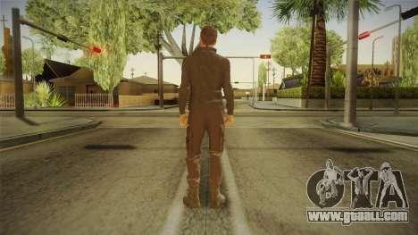 Quantum Break - Paul Serene (Aidan Gillen) for GTA San Andreas third screenshot