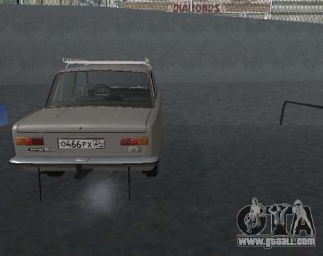 VAZ 21013 Krasnoyarsk stil for GTA San Andreas left view
