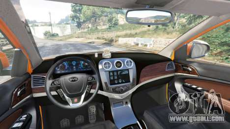 BYD Tang 2015 [add-on] for GTA 5