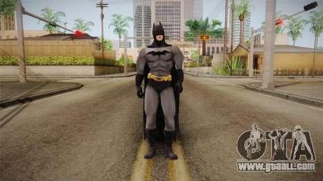 Batman Begins (Arkham City Edition) for GTA San Andreas second screenshot